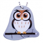 Owl Travel Tag