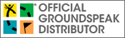 Official Distributor Geocaching.com